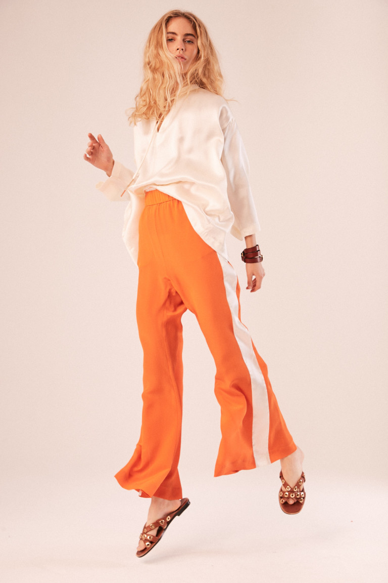PANTALON ORANGE NARANJA