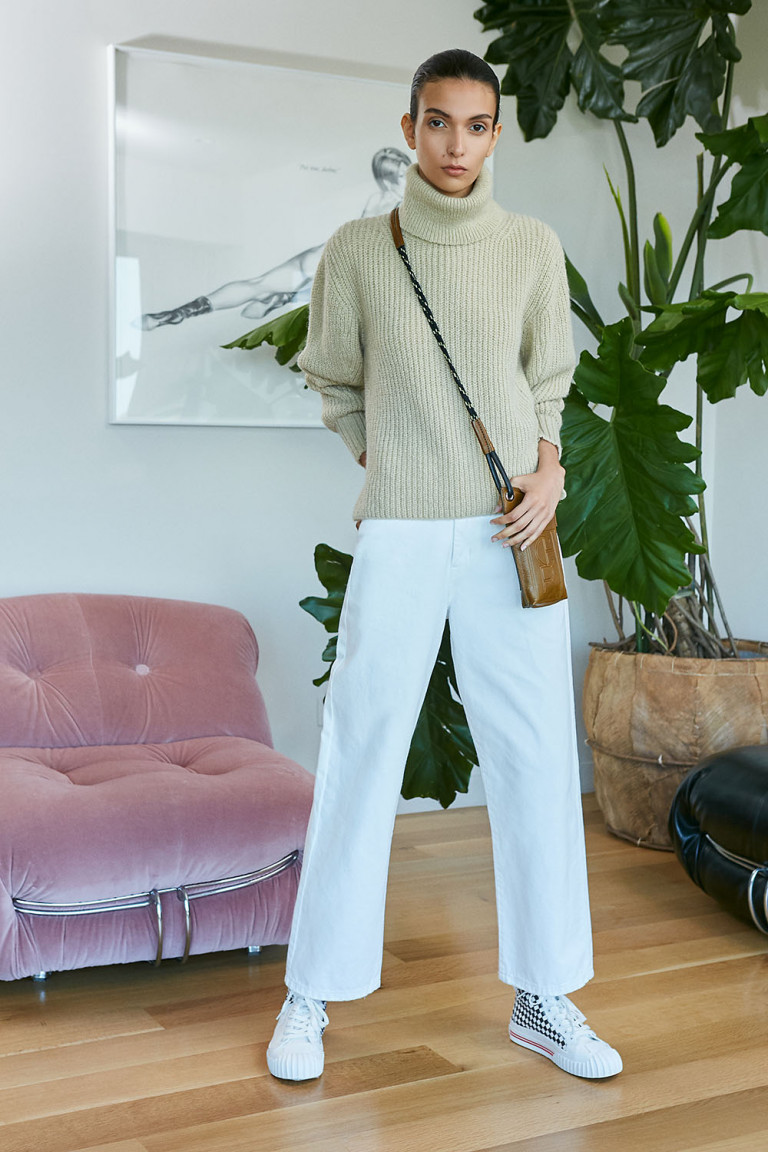 SWEATER CORTO SIBUK OFF WHITE